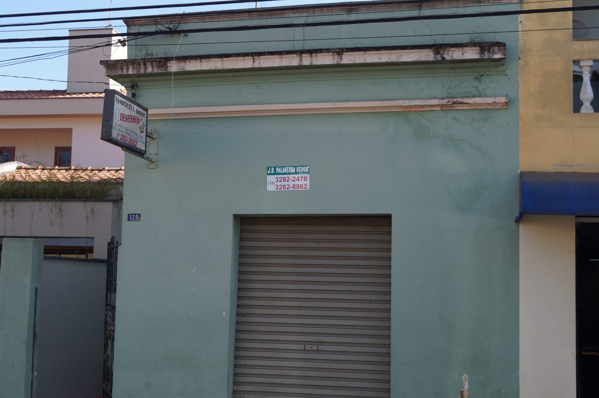 Casa e Ponto Comercial – Centro – Tietê/SP