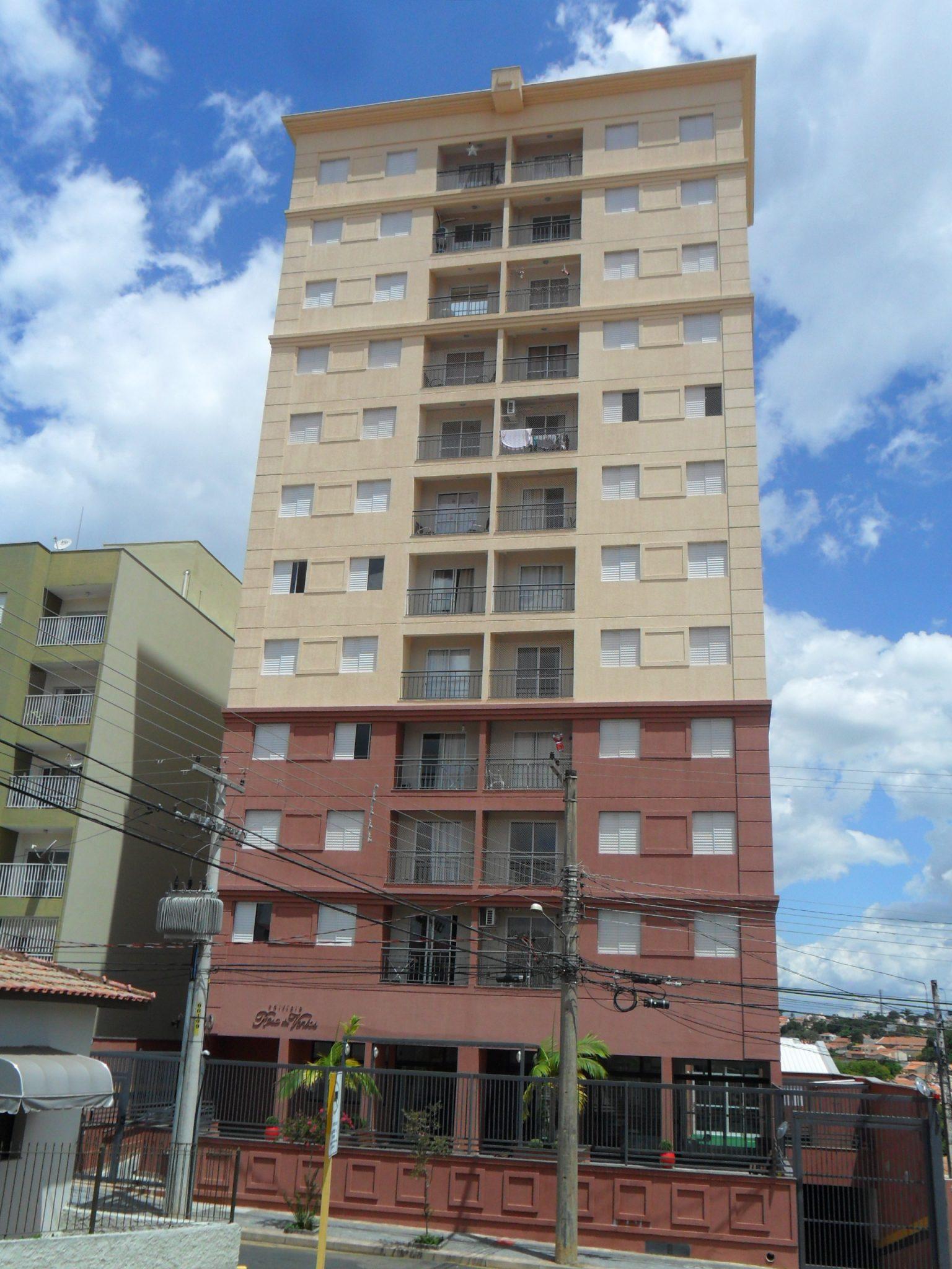 Apartamento – Edifício Rosa dos Ventos – Tietê/SP.