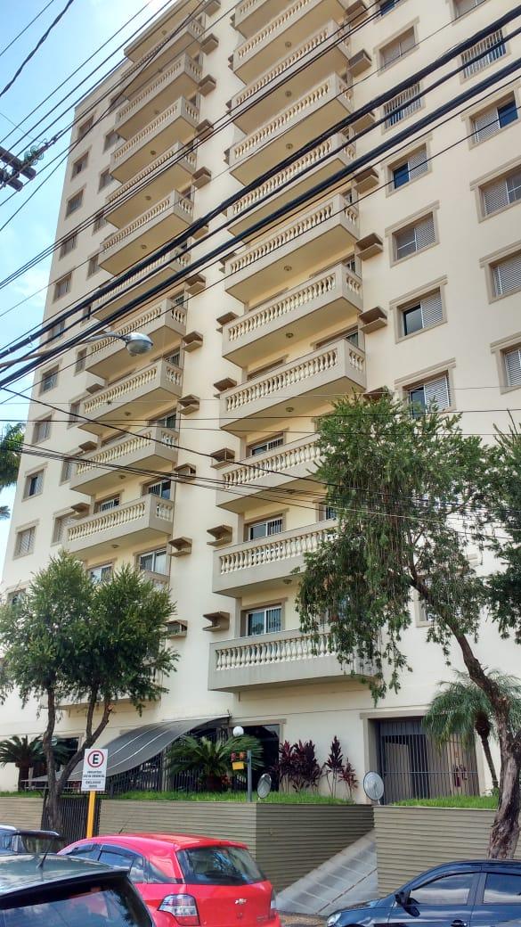 Apartamento – Edifício Curuçá – Centro – Tietê/SP.
