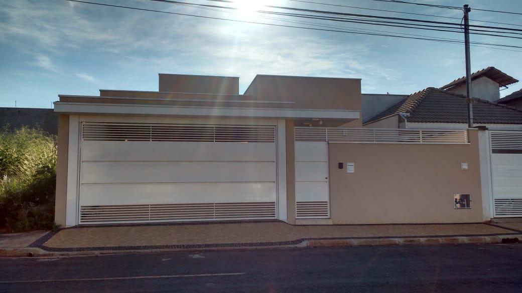 Casa – Jardim Bonanza – Tietê/SP.