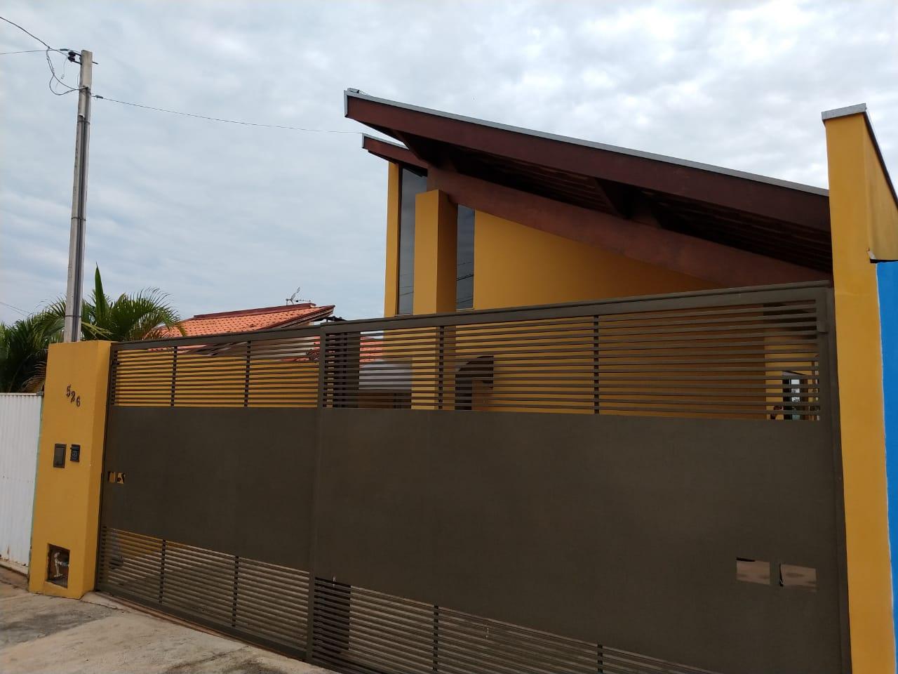 Casa – Terras de Santa Maria – Tietê/SP.