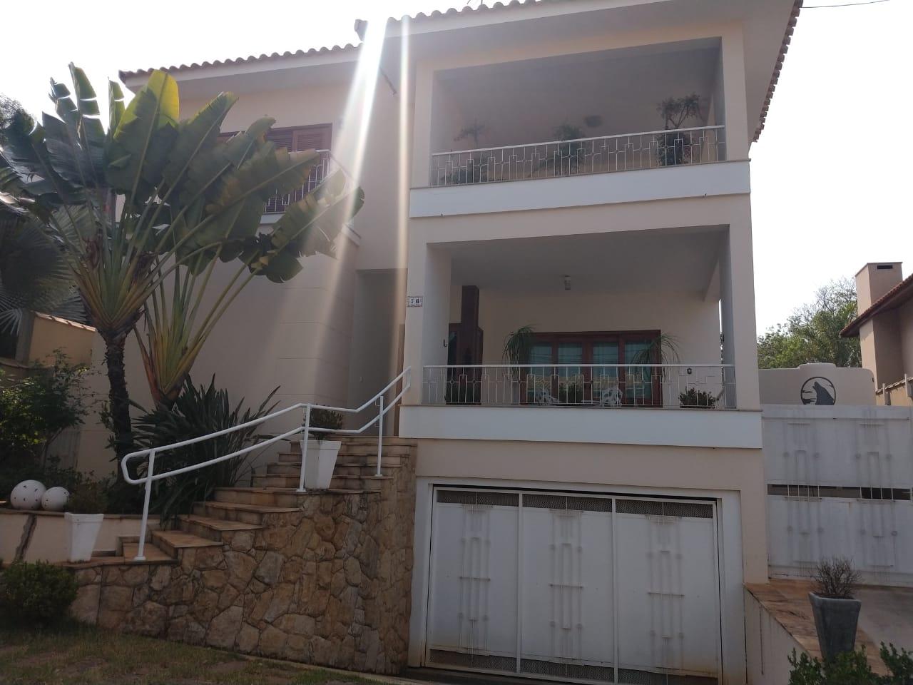 Casa – Condomínio Cidade Jardim – Tietê/SP