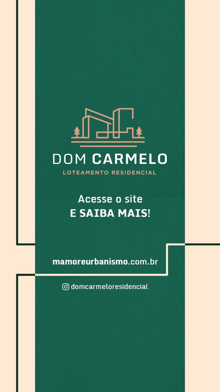 LANÇAMENTO! – CONDOMÍNIO RESIDENCIAL DOM CARMELO – TIETÊ-SP.