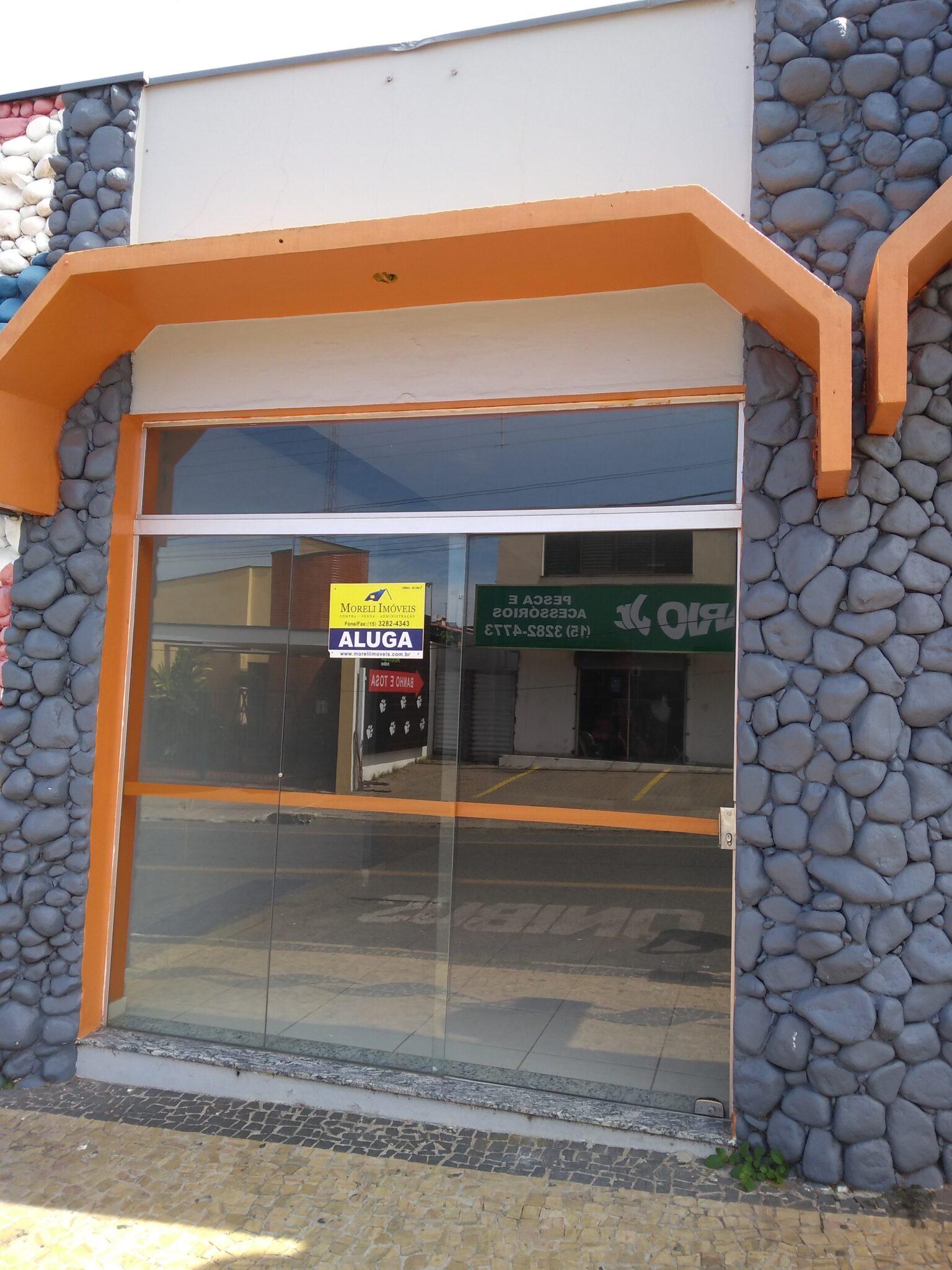 Ponto Comercial – Centro – Tietê/SP